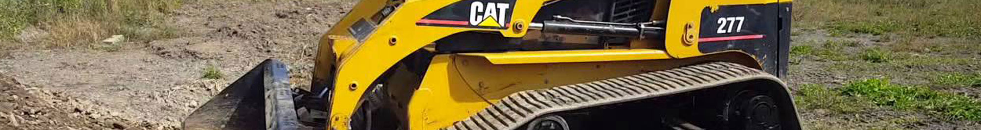 Caterpillar Skid Steer Final Drive Replacement Parts