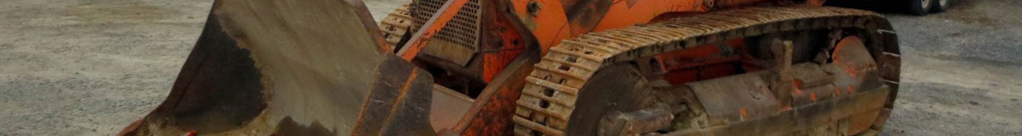 Fiat Allis Track Loader Final Drives