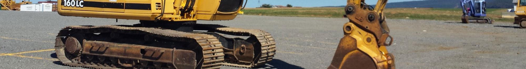 John Deere Excavator Final Drive Replacement Parts